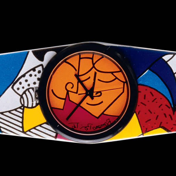 "Romero Britto – ""Children of The World"""