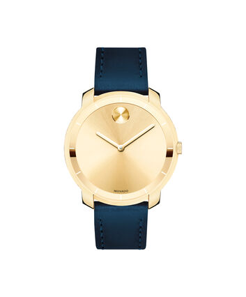 MOVADO Movado BOLD3600474 – Mid-Size 36 mm strap watch - Front view