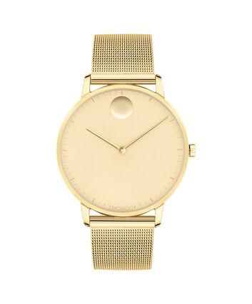 MOVADO Movado Face3640007 – Men's 41 mm bracelet watch - Front view