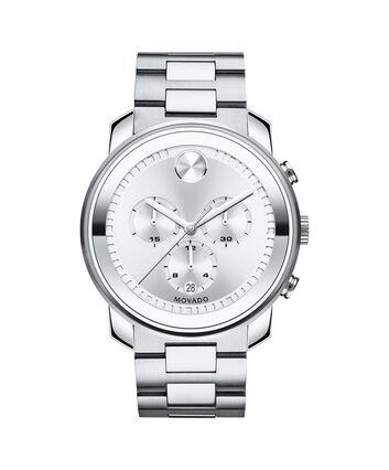MOVADO Movado BOLD3600276 – 44 mm Metals bracelet chronograph - Front view