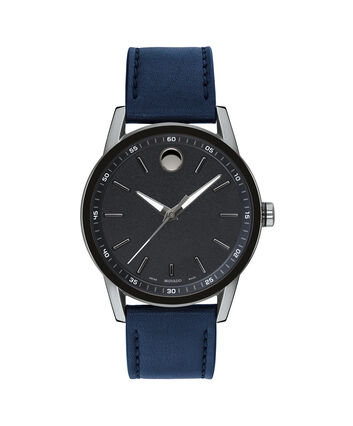 MOVADO Museum Sport0607263 – Men's 42 mm strap watch - Front view