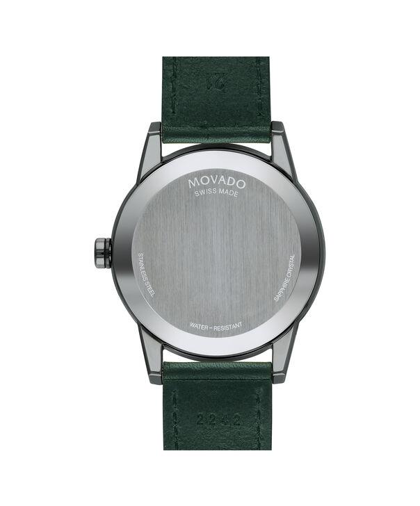 MOVADO Museum Sport0607264 – Men's 42 mm strap watch - Back view