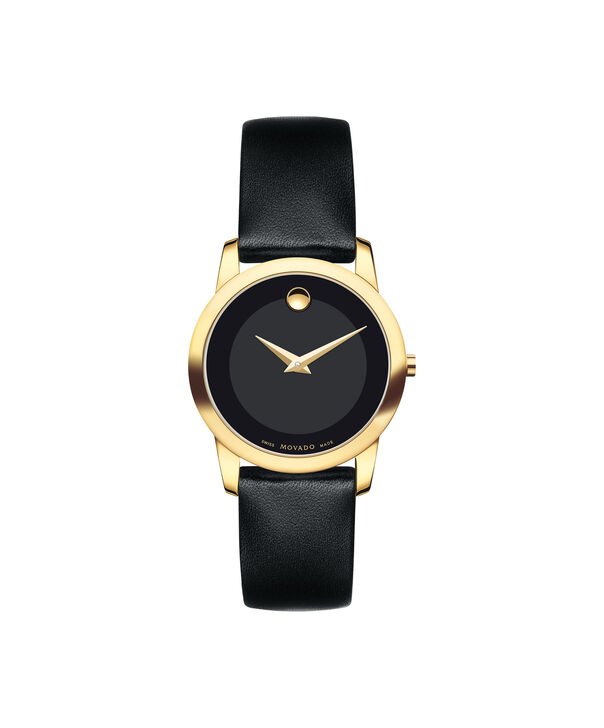 Movado | Museum Classic Women's Gold PVD Watch