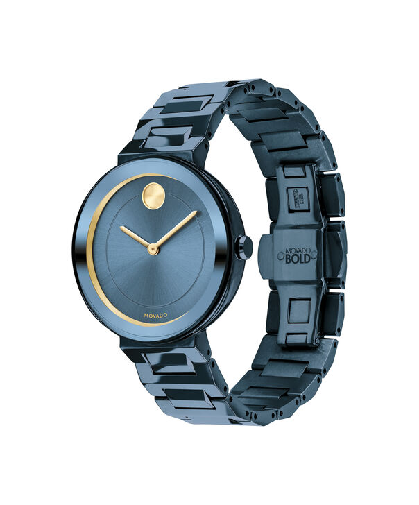 MOVADO Movado BOLD3600499 – 34 mm Metals bracelet watch - Side view