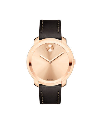 MOVADO Movado BOLD3600475 – Mid-Size 36 mm strap watch - Front view