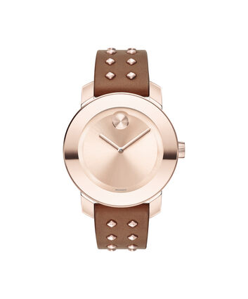 MOVADO Movado BOLD3600541 – 36 mm Metals strap watch - Front view