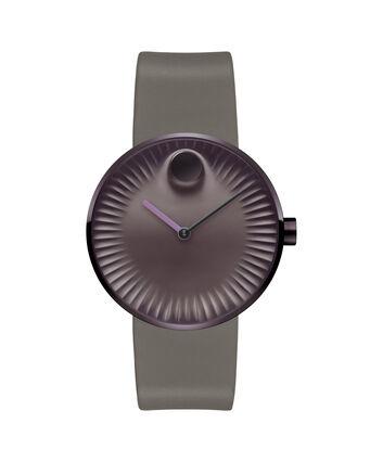 MOVADO Movado Edge3680044 – Men's 40 mm strap watch - Front view