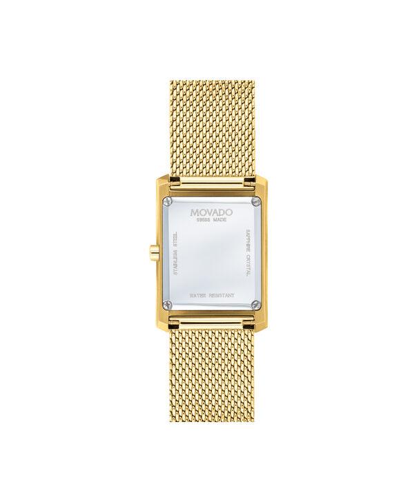 MOVADO La Nouvelle0607189 – Women's 29 mm bracelet watch - Back view