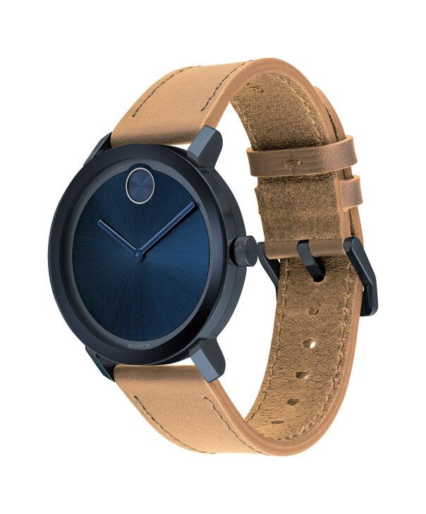 MOVADO Movado BOLD3600505 – Men's 40 mm strap watch - Side view