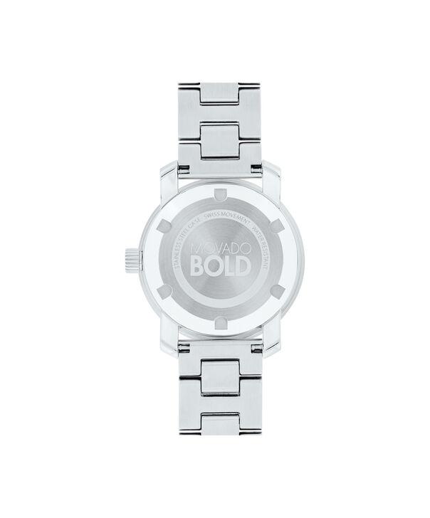 MOVADO Movado BOLD3600551 – 30 mm Metals bracelet watch - Back view
