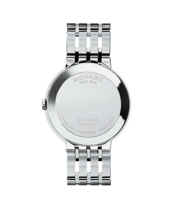 MOVADO Esperanza0607238 – Men's 39 mm bracelet watch - Back view