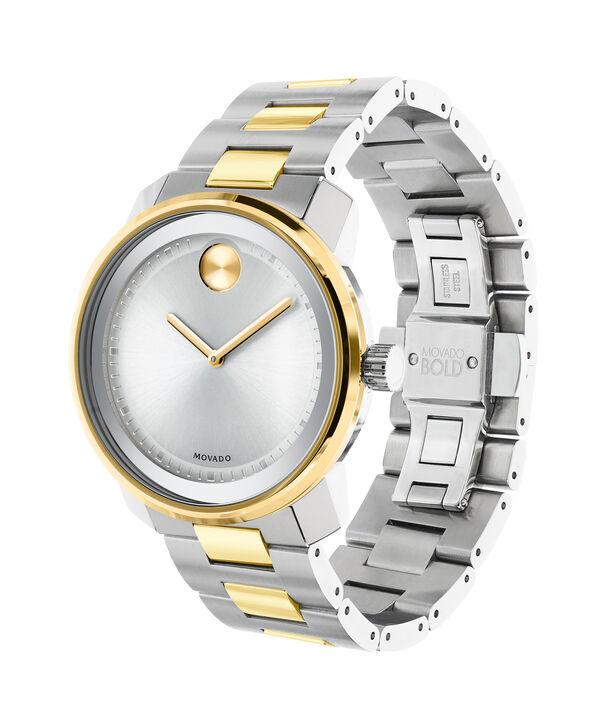 MOVADO Movado BOLD3600431 – 42.5 mm Metals bracelet watch - Side view
