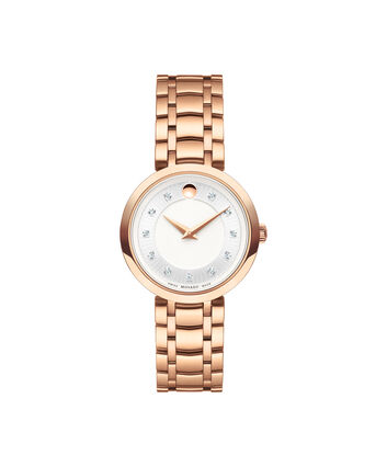 MOVADO 1881 Quartz0607100 – Women's 28 mm quartz 2-hand - Front view