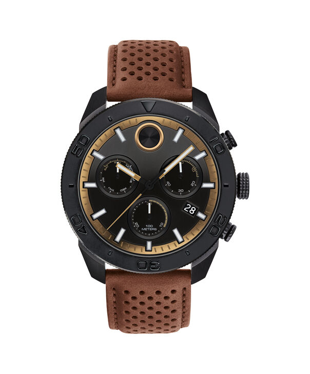 MOVADO Movado BOLD3600515 – 44.5 mm BOLD Sport strap watch - Front view