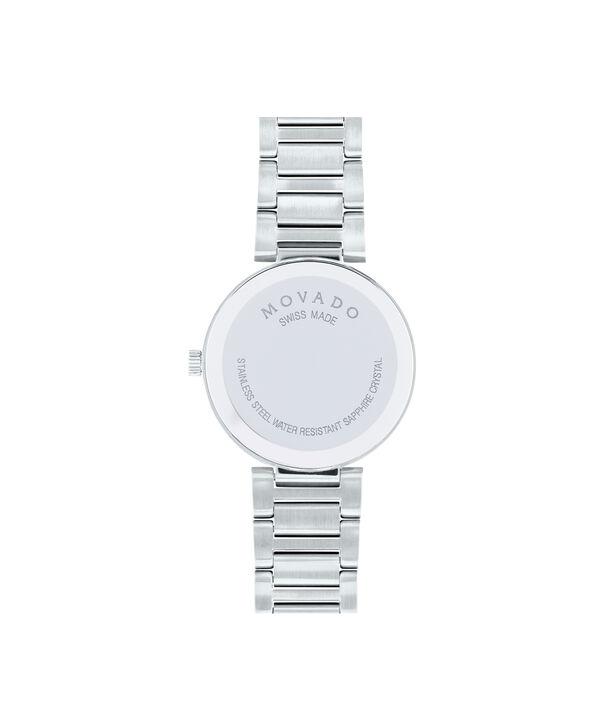 MOVADO Modern Classic0607102 – Women's 28 mm bracelet watch - Back view