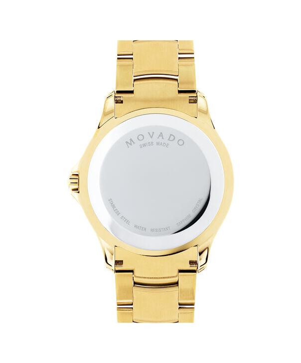 MOVADO Masino0607034 – Men's 40 mm bracelet watch - Back view