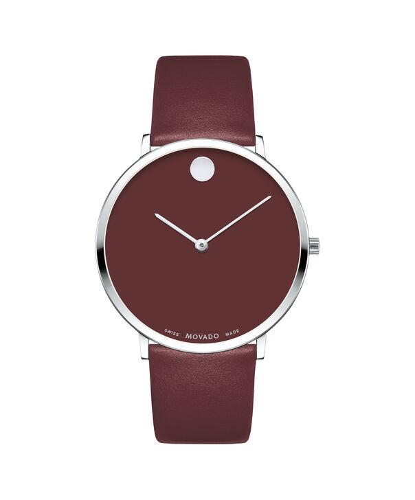 MOVADO Modern 470607256 – Movado.com EXCLUSIVE 40mm strap watch - Front view
