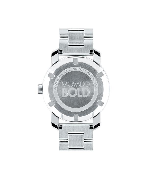 MOVADO Movado BOLD3600518 – 36 mm Metals bracelet watch - Back view