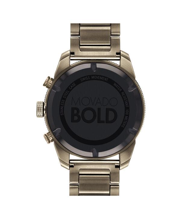 MOVADO Movado BOLD3600513 – 44.5 mm BOLD Sport strap watch - Back view