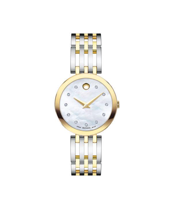 MOVADO Esperanza0607305 – Women's 28 mm bracelet watch - Front view