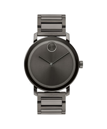 MOVADO Movado BOLD3600509 – Men's 40 mm bracelet watch - Front view