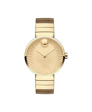 MOVADO Movado Edge3680017 – Women's 34 mm bracelet watch. - Front view