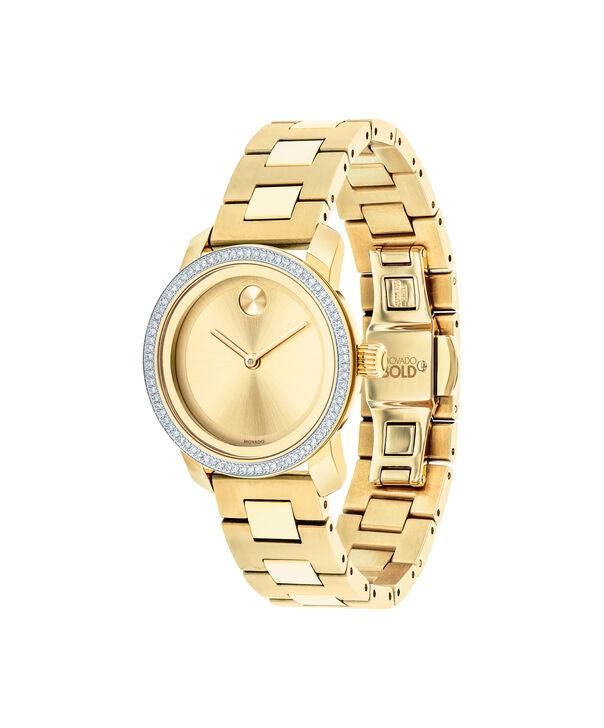 MOVADO Movado BOLD3600440 – 30 mm Diamonds bracelet watch - Side view