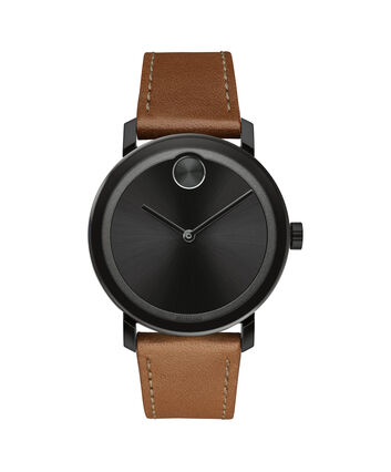 MOVADO Movado BOLD3600537 – Men's 40 mm strap watch - Front view