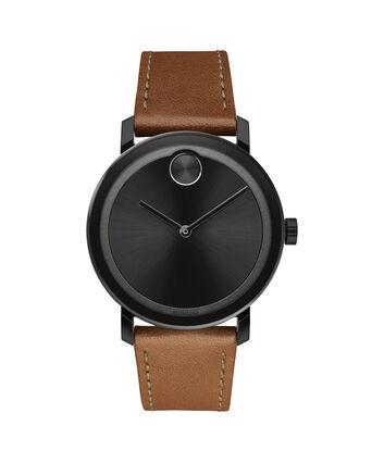 MOVADO Movado BOLD3600537 – Men's 40 mm strap watch - Front view