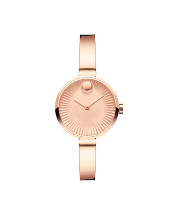 MOVADO Movado Edge3680022 – Women's 28 mm bangle watch - Front view