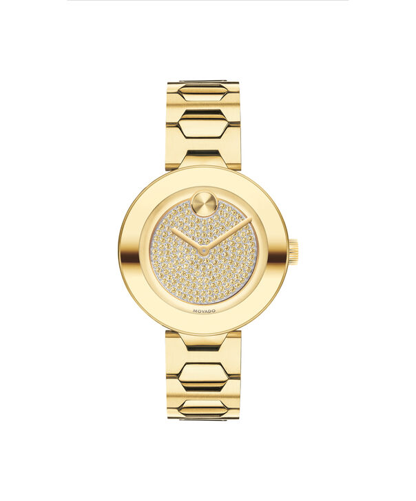 MOVADO Movado BOLD3600492 – 32 mm Metals bracelet watch - Front view