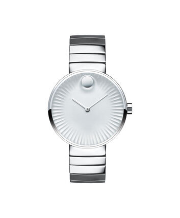 MOVADO Movado Edge3680012 – Women's 34 mm bracelet watch. Delivery by end of October. - Front view