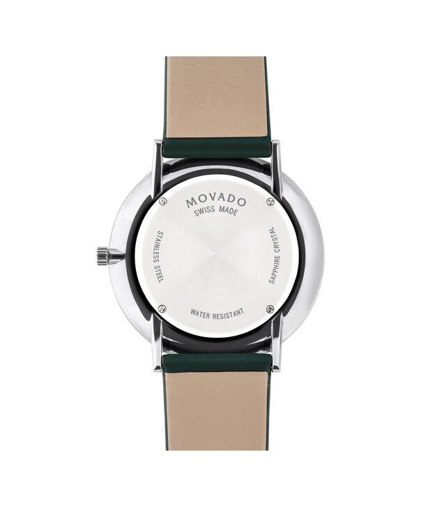 MOVADO Modern 470607258 – Movado.com EXCLUSIVE 40mm strap watch - Back view