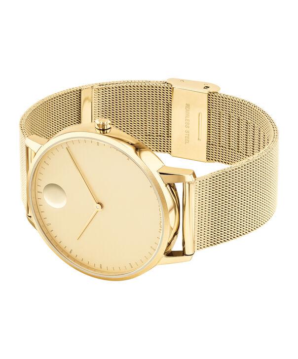 MOVADO Movado Face3640007 – Men's 41 mm bracelet watch - Side view