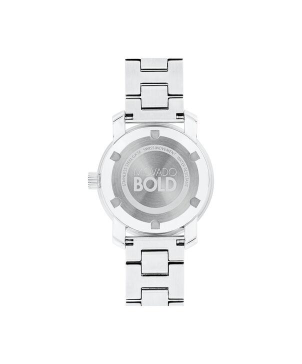 MOVADO Movado BOLD3600439 – 30 mm Diamonds bracelet watch - Back view