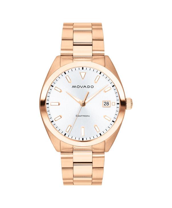 MOVADO Movado Heritage Series3650058 – Men's 39 mm bracelet watch - Front view