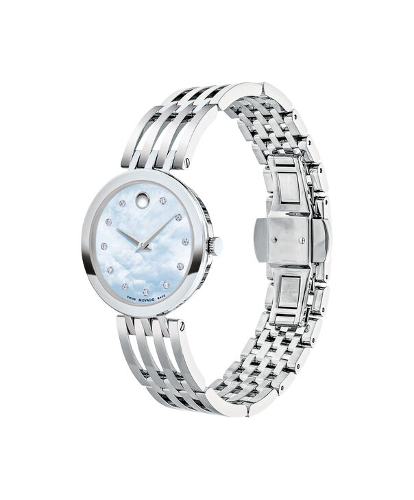 MOVADO Esperanza0607304 – Women's 28 mm bracelet watch - Side view