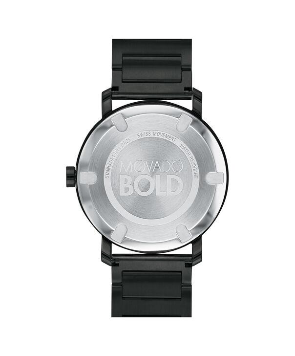MOVADO Movado BOLD3600538 – Men's 40 mm bracelet watch - Back view