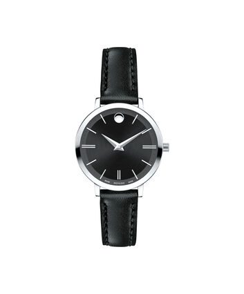 MOVADO Movado Ultra Slim0607094 – Women's 28 mm strap watch - Front view