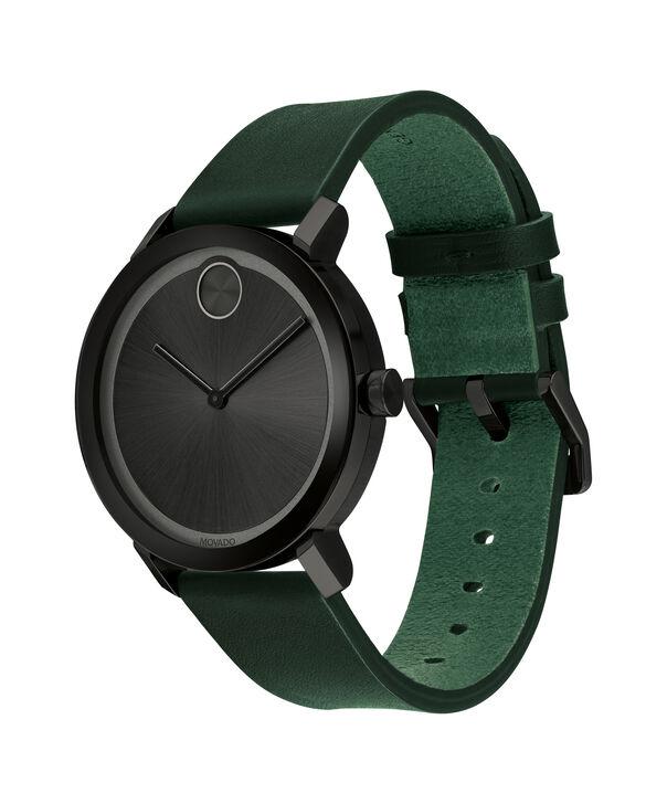 MOVADO Movado BOLD3600524 – Men's 40 mm strap watch - Side view