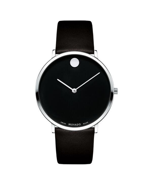 MOVADO Modern 470607262 – Movado.com EXCLUSIVE 40mm strap watch - Front view