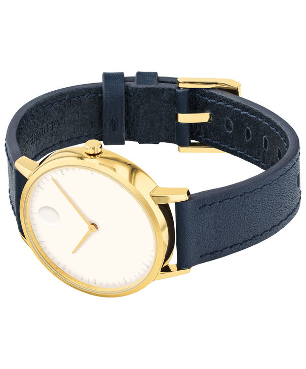 MOVADO Movado Face3640010 – Women's 35 mm strap watch - Side view