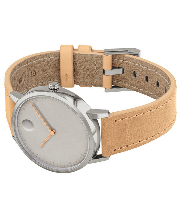 MOVADO Movado Face3640013 – Women's 35 mm strap watch - Side view
