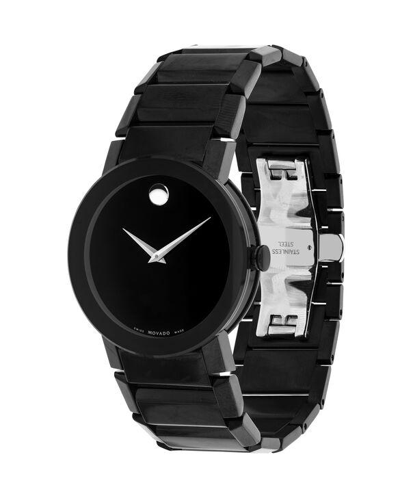 MOVADO Sapphire0606307 – Men's 38 mm bracelet watch - Side view