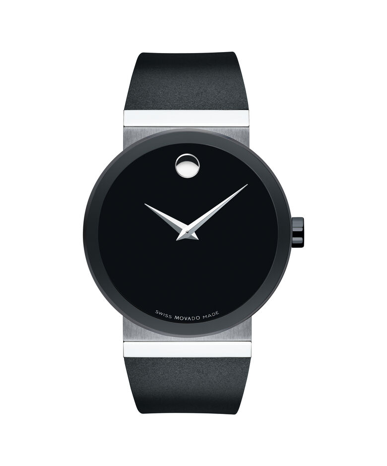 MOVADO Sapphire0606780 – Men's 42 mm strap watch - Front view