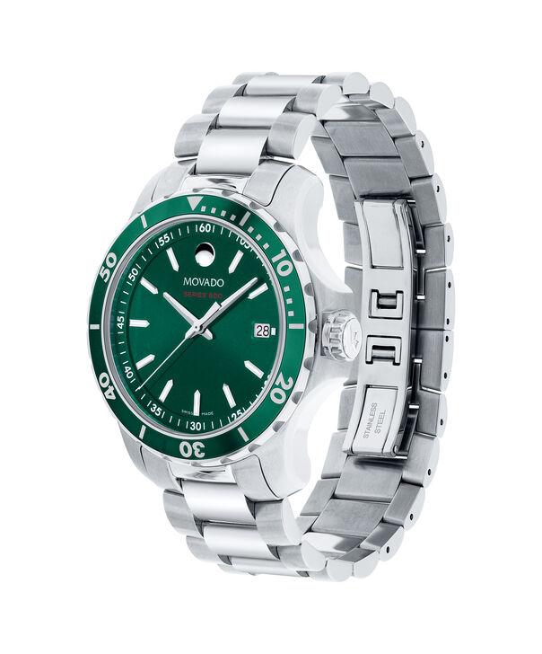 MOVADO Series 8002600136 – Men's 40 mm bracelet watch - Side view