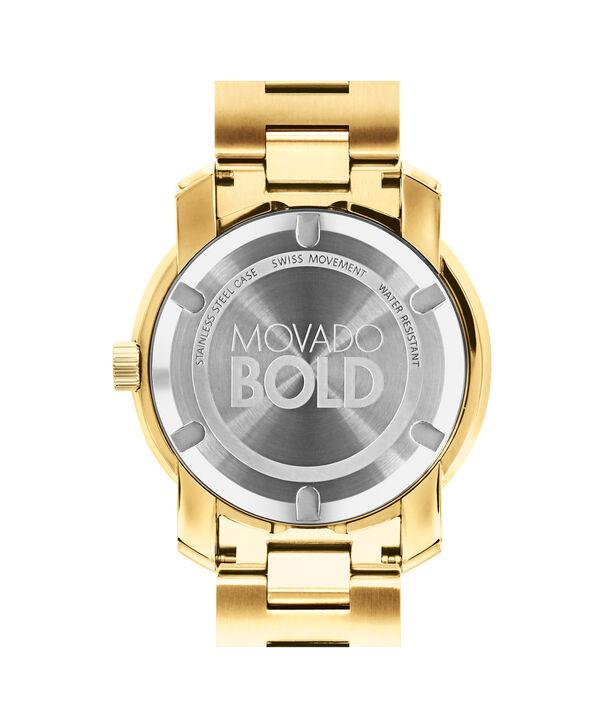 MOVADO Movado BOLD3600582 – 42mm BOLD Metal 2H on Bracelet - Back view
