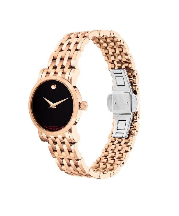 MOVADO Red Label0607064 – Women's 26 mm automatic bracelet watch - Side view