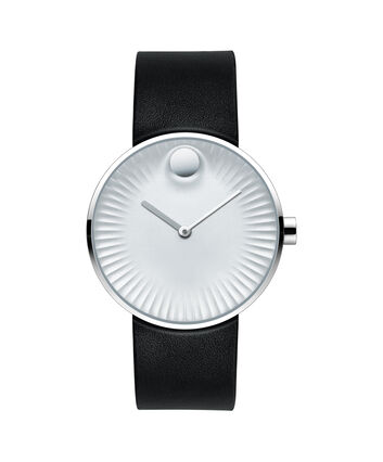 MOVADO Movado Edge3680001 – Men's 40 mm strap watch. Delivery by end of October. - Front view