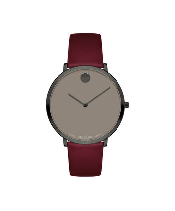 MOVADO Modern 470607338 – 35 mm Modern 47 on Strap - Front view